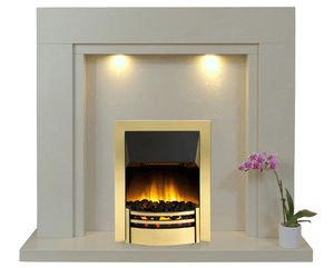 Somerset Electric E3 Package - bespokemarblefireplaces