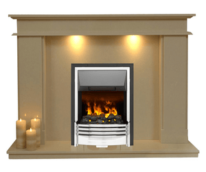 Hampton Electric E2 Package - bespokemarblefireplaces