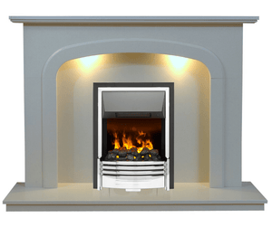 Carlton Electric E2 Fire - bespokemarblefireplaces