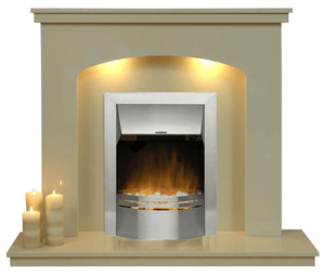 Windemere Electric E1 Package - bespokemarblefireplaces