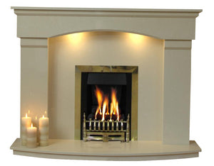 Cambridge Gas G3 Package - bespokemarblefireplaces