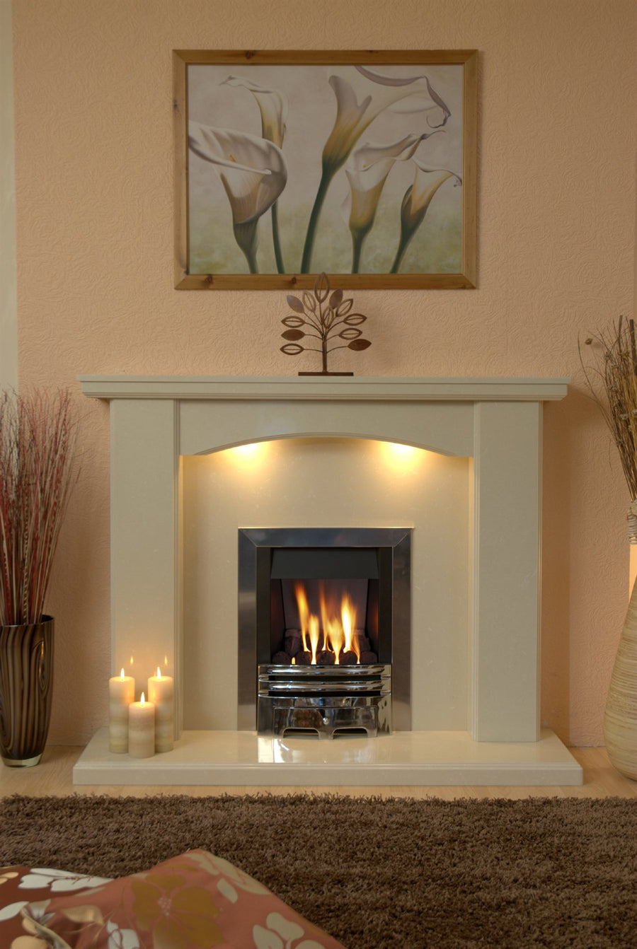 Charrington Gas G2 Package - bespokemarblefireplaces