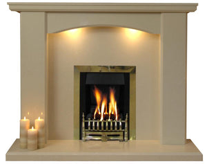 Charrington Gas G3 Package - bespokemarblefireplaces