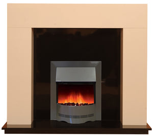 Chelmsford Electric E1 Package - bespokemarblefireplaces