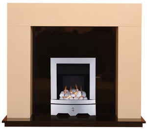 Chelmsford Gas G1 Package - bespokemarblefireplaces