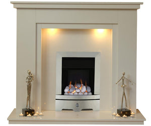 Chesterfield Gas G1 Package - bespokemarblefireplaces