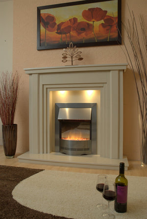Conway Electric E1 Package - bespokemarblefireplaces