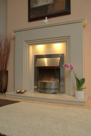 Java Electric E1 Package - bespokemarblefireplaces