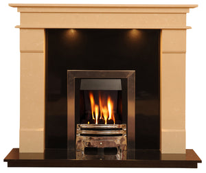 Elegance Gas G2 Package - bespokemarblefireplaces