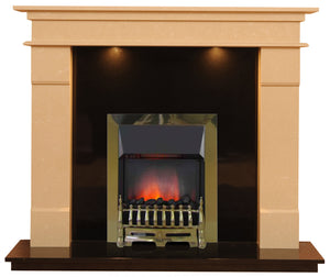 Elegance Electric E3 Package - bespokemarblefireplaces