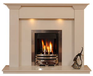 Hamilton Gas G2 Package - bespokemarblefireplaces