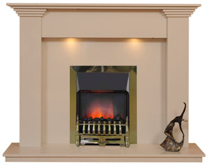 Hamilton Electric E3 Package - bespokemarblefireplaces