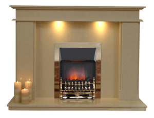 Hampton Electric E3 Package - bespokemarblefireplaces