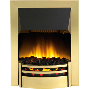 E3 Electric Fire - bespokemarblefireplaces