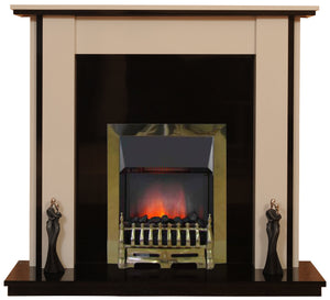 Lynford Electric E3 Package - bespokemarblefireplaces