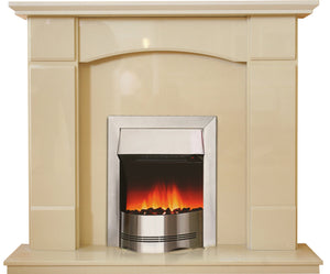 Oxford Electic E1 Package - bespokemarblefireplaces