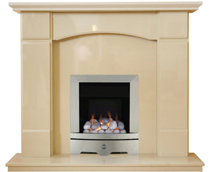 Oxford Gas G1 Package - bespokemarblefireplaces