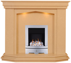 Rossendale Gas G1 Package - bespokemarblefireplaces