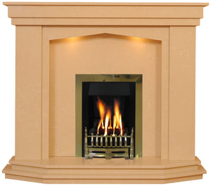 Rossendale Gas G3 Package - bespokemarblefireplaces