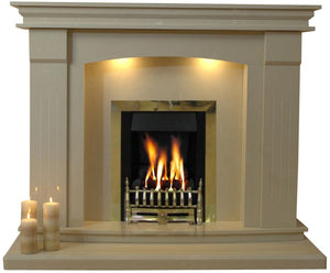 Sheridan Gas G3 Package - bespokemarblefireplaces