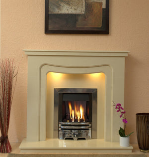 Stratford Gas G2 Package - bespokemarblefireplaces