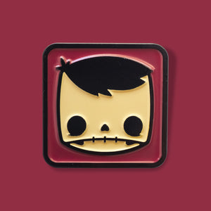 Pin of Coffinboy