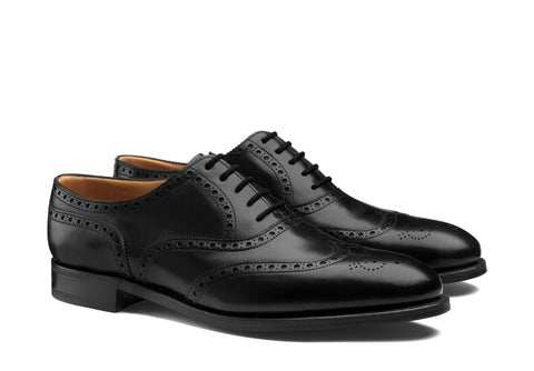 Oxford Full Brogue - Black