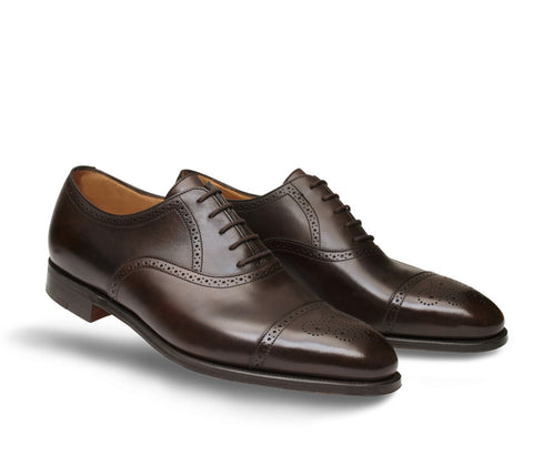 Oxford Half Brogue