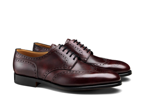 Derby Full Brogue - Brown