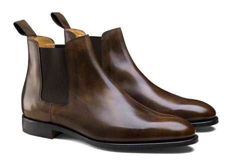 Chelsea Boot - Premium Brown