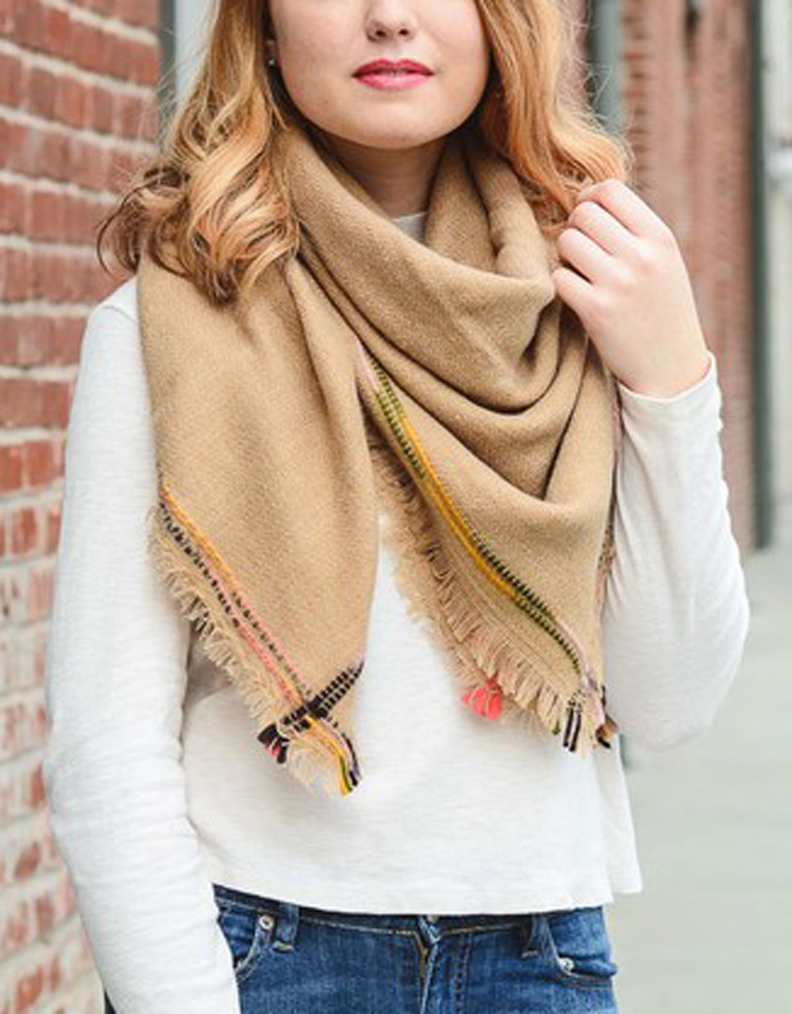 Penny Scarf