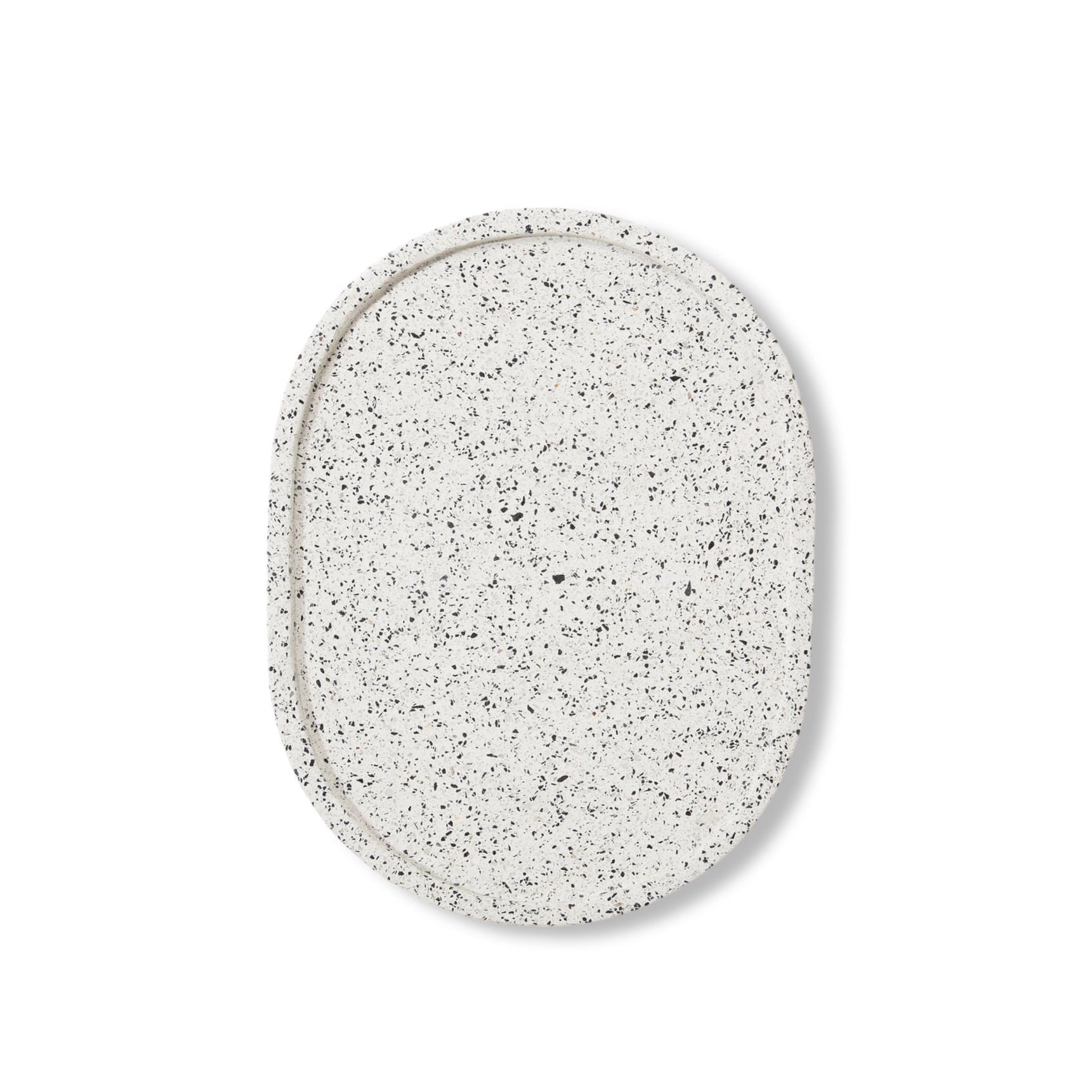 Anthology Freckles Oval Tray
