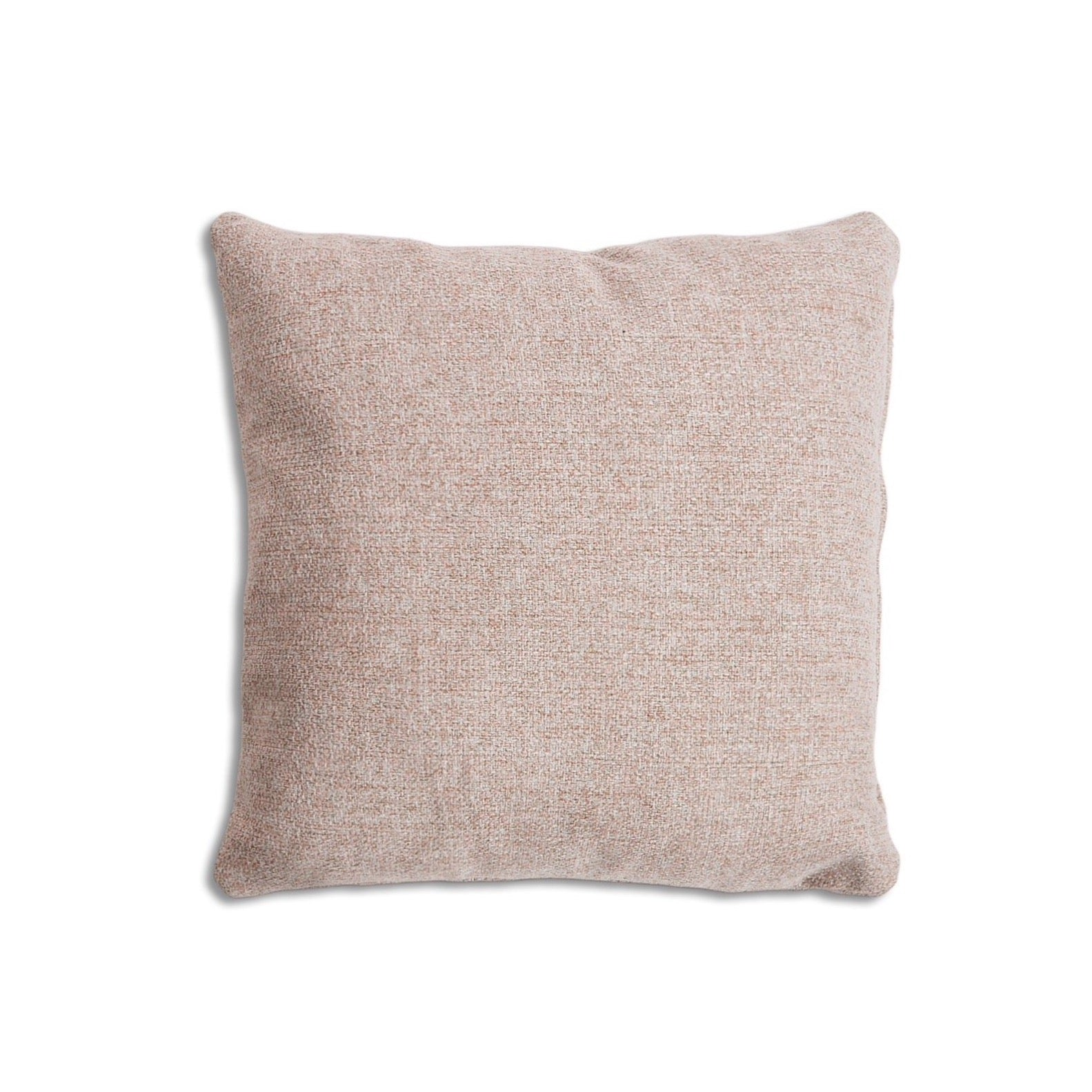 "Breathe 18"" Square Feather Cushion - Heather Weave"