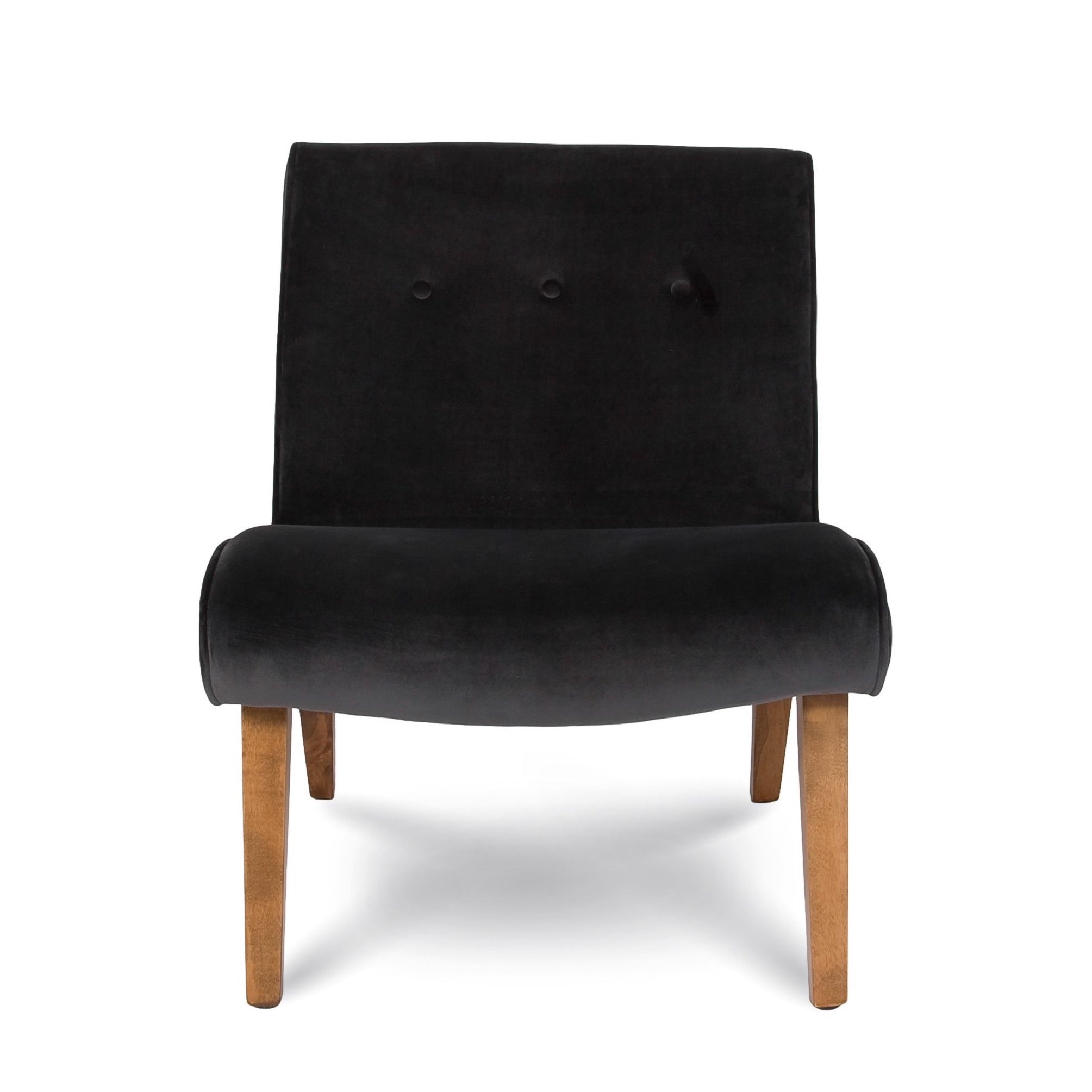 Fifi Occasional Chair - Smoke Grey