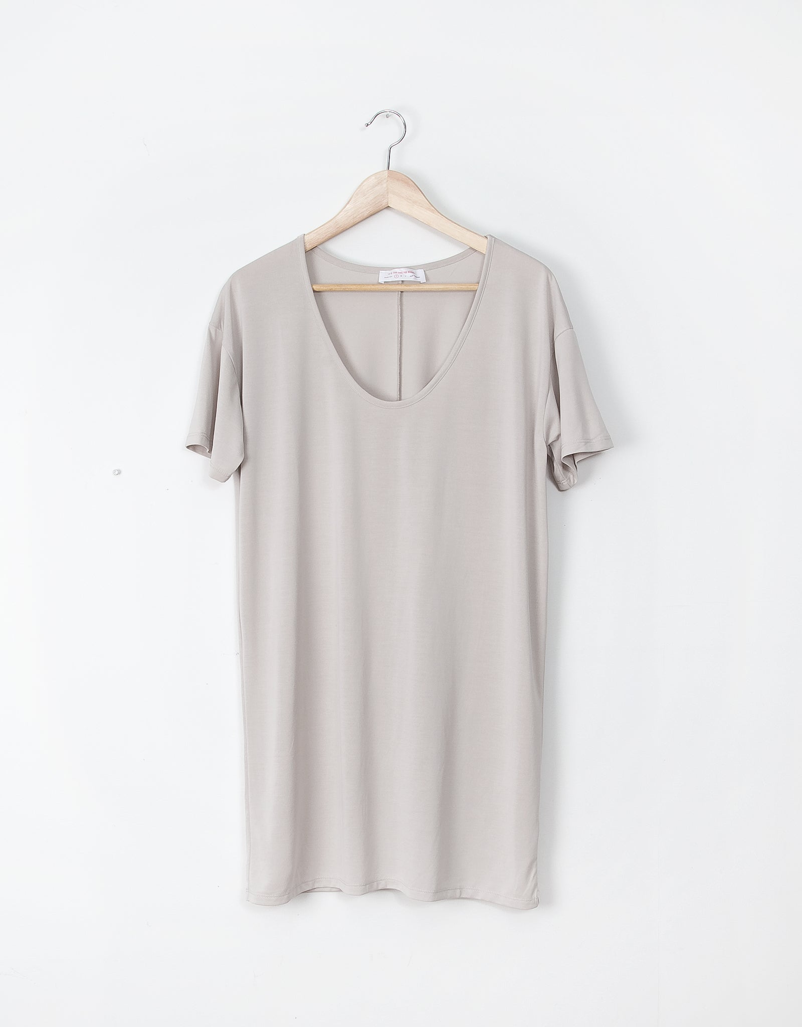 Tanya Dress - Pewter