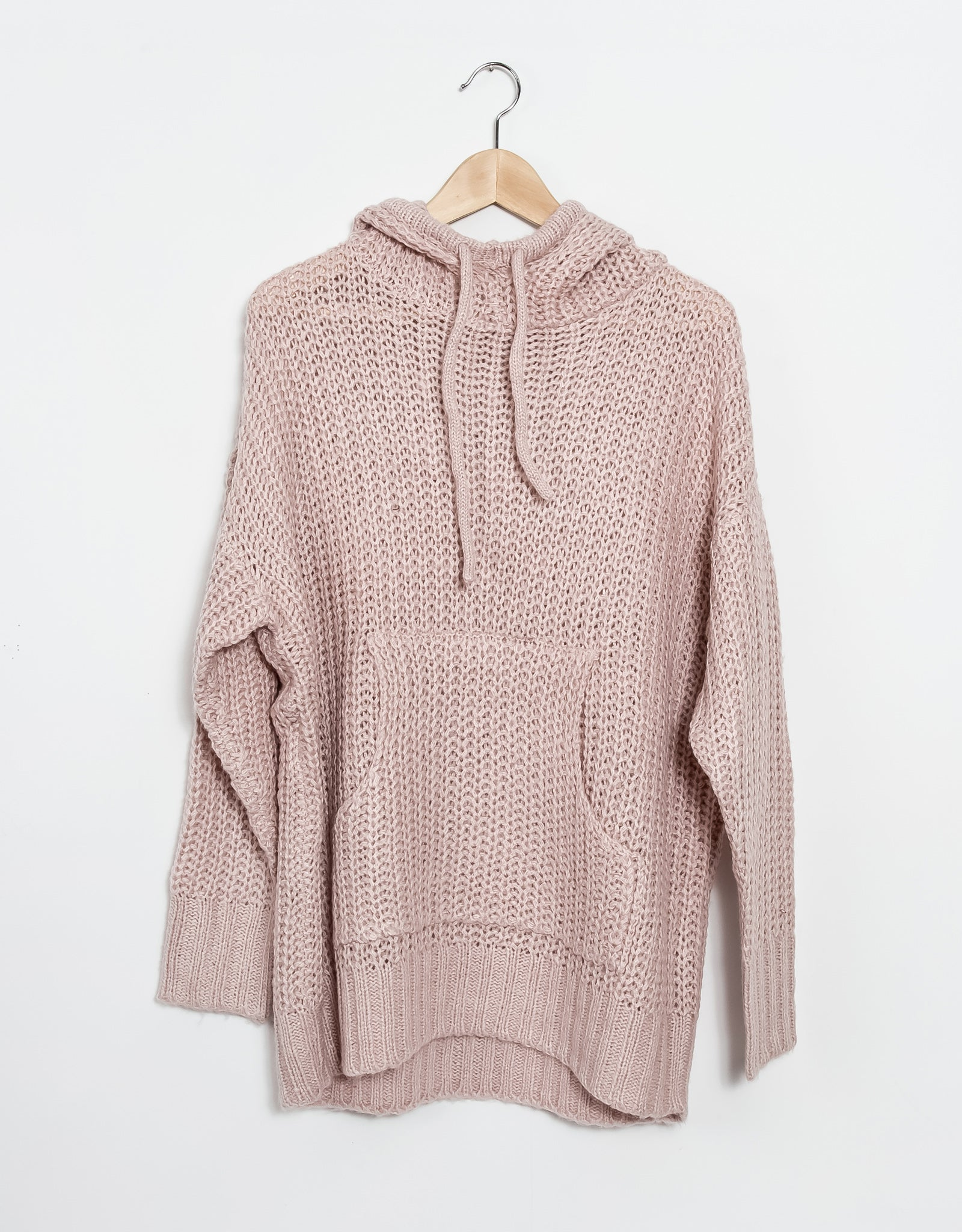 Jordan Hooded Sweater - Pink