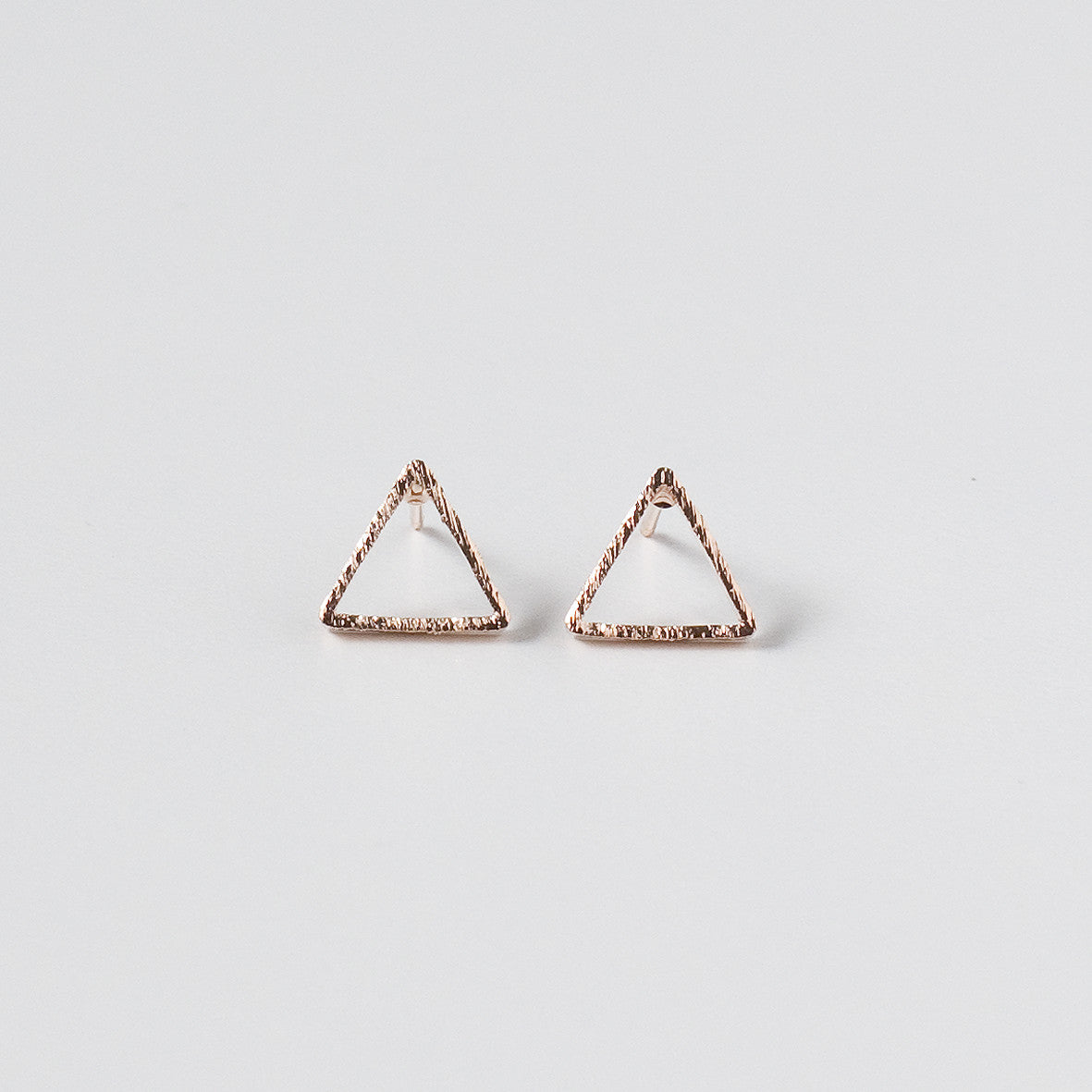 Gia Earrings - Rose Gold
