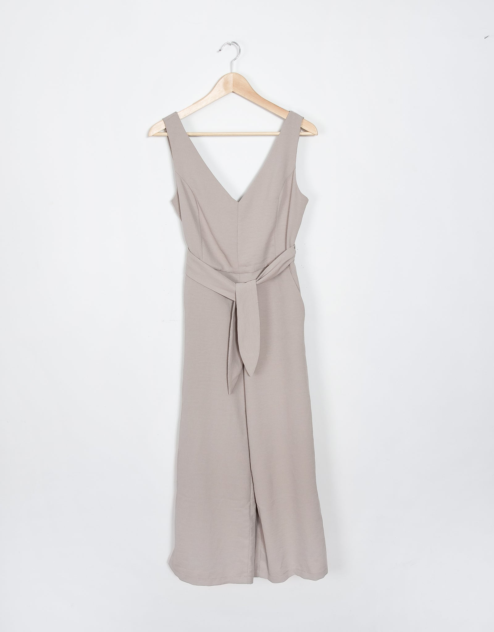 Lincoln Jumpsuit - Pewter