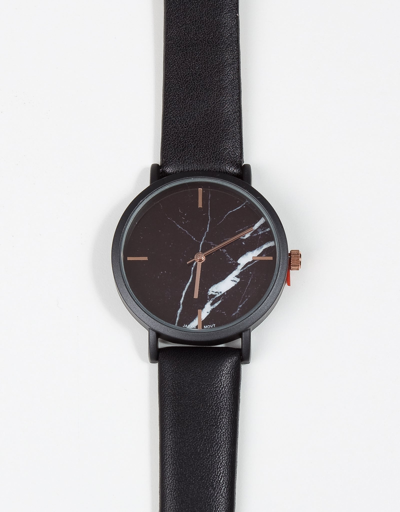 Verona Watch - Black