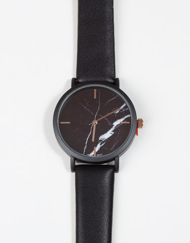 Blake Watch - Gold + Black