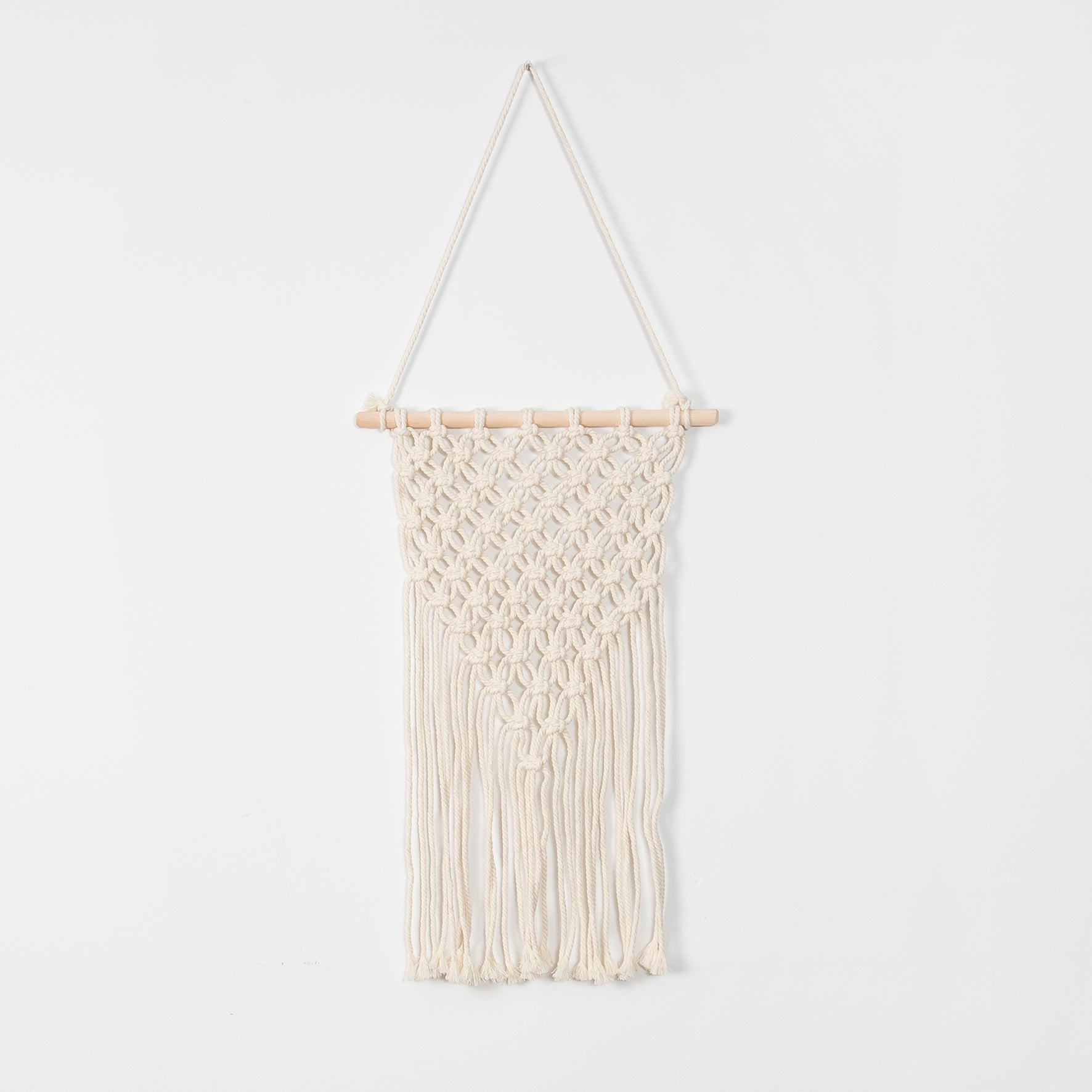 Macrame Wall Hanging Blondie Ardillasunited