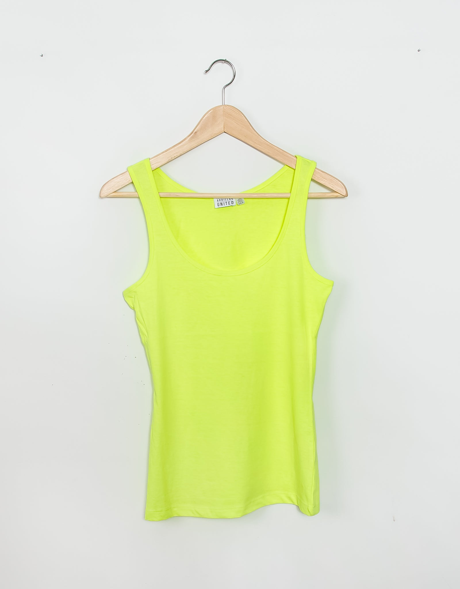 Jamie Tank - Neon Yellow
