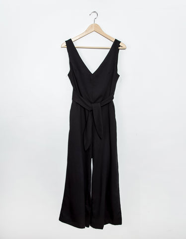 Lincoln Jumpsuit - Black