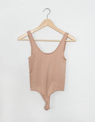 Adriana Bodysuit - Rose