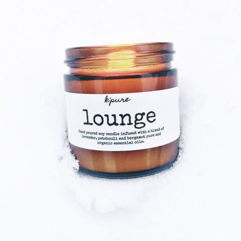 K'Pure Candle - Lounge