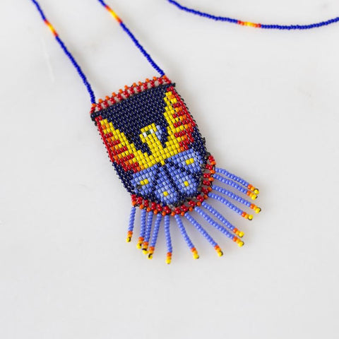 Morelia Hand Crafted Necklace - Eagle