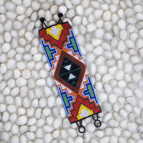 Morelia Hand Crafted Bracelet - Border
