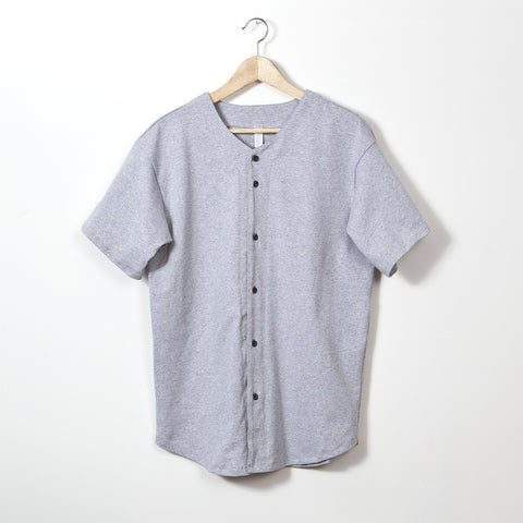 Nix Jersey Shirt - Grey