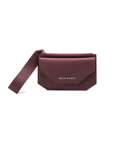 Lottie Purse - Burgundy