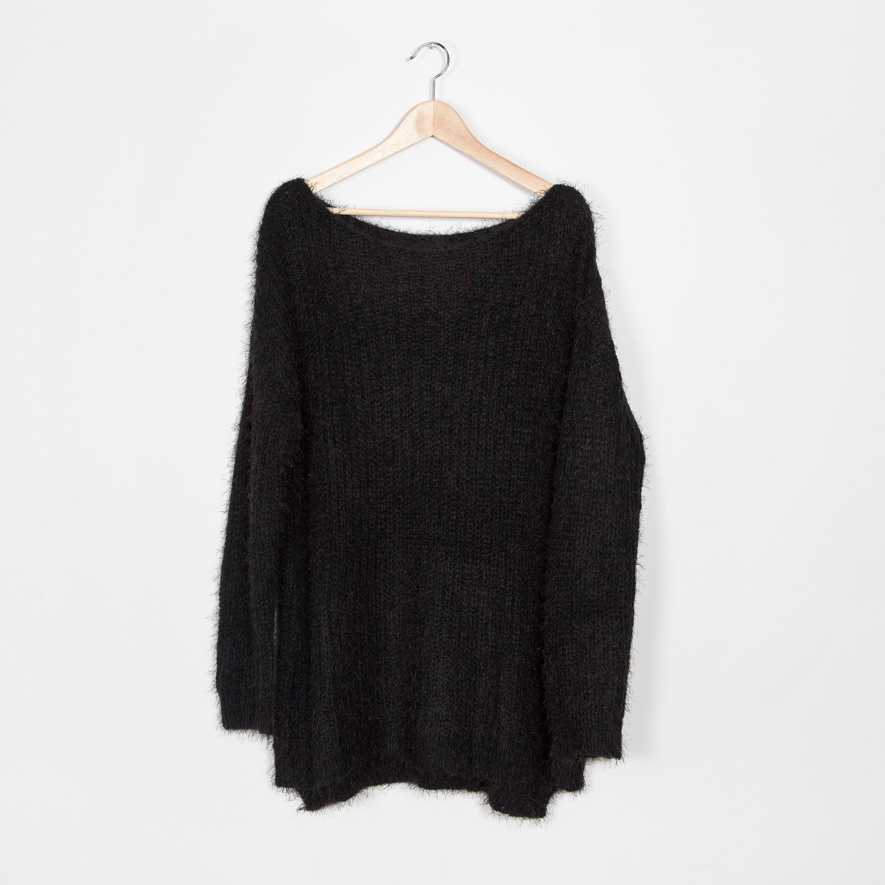 Thomas Sweater - Black